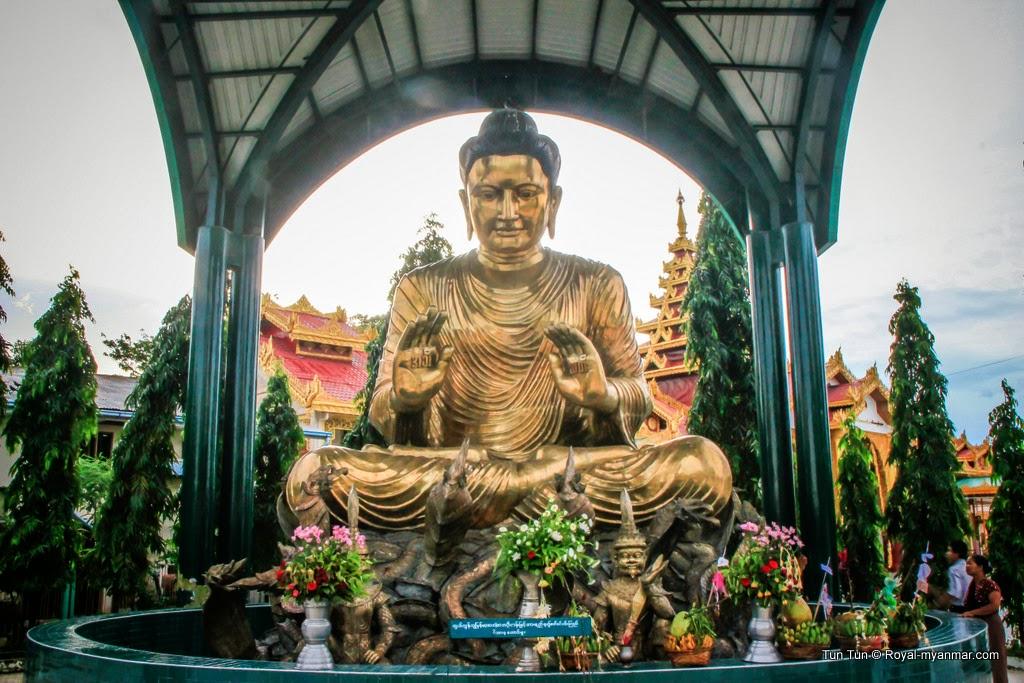 athe-dthe Buddha